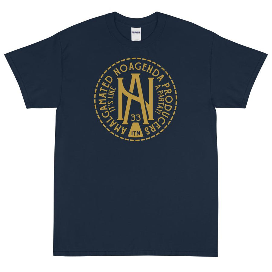 AMALGAMATED PRODUCERS 33 - rugged tee