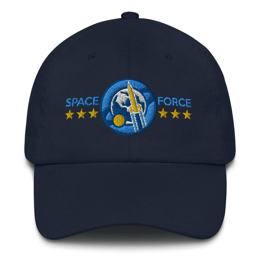 SPACE FORCE - dad hat
