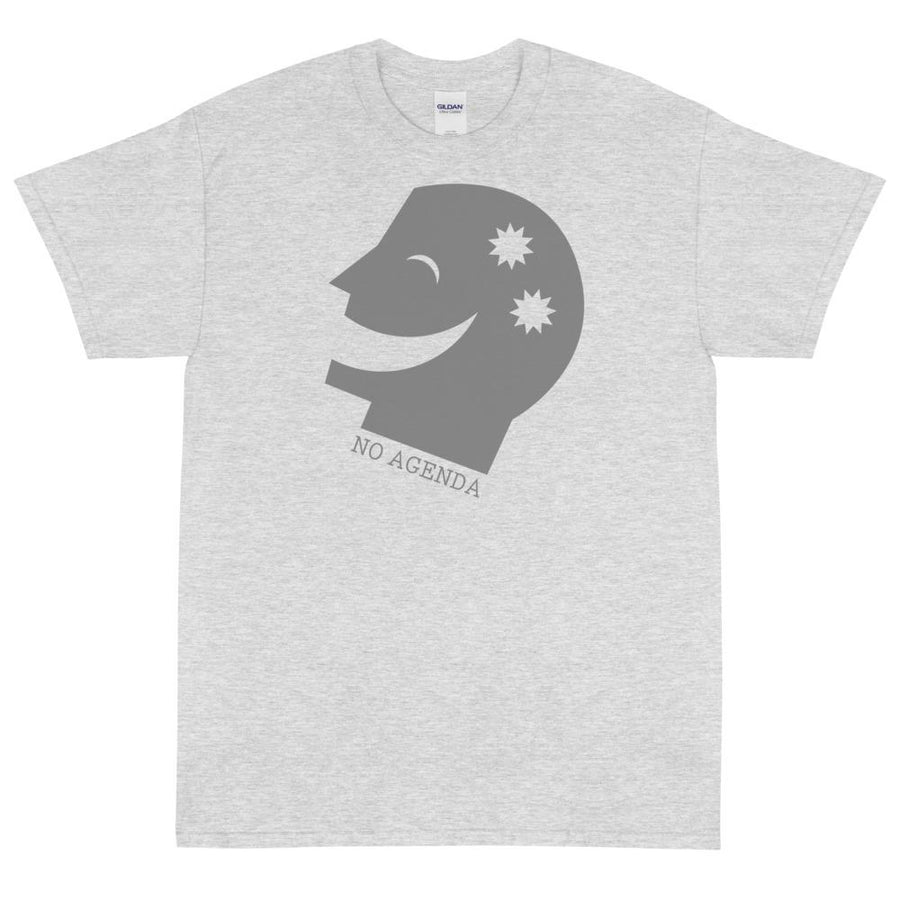 TWO TO THE HEAD - rugged tee