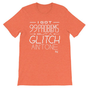 GLITCH  PROBLEMS - tee shirt