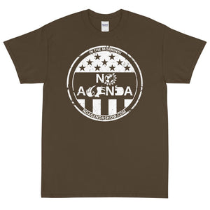 NO AGENDA PARTY TIME - rugged tee