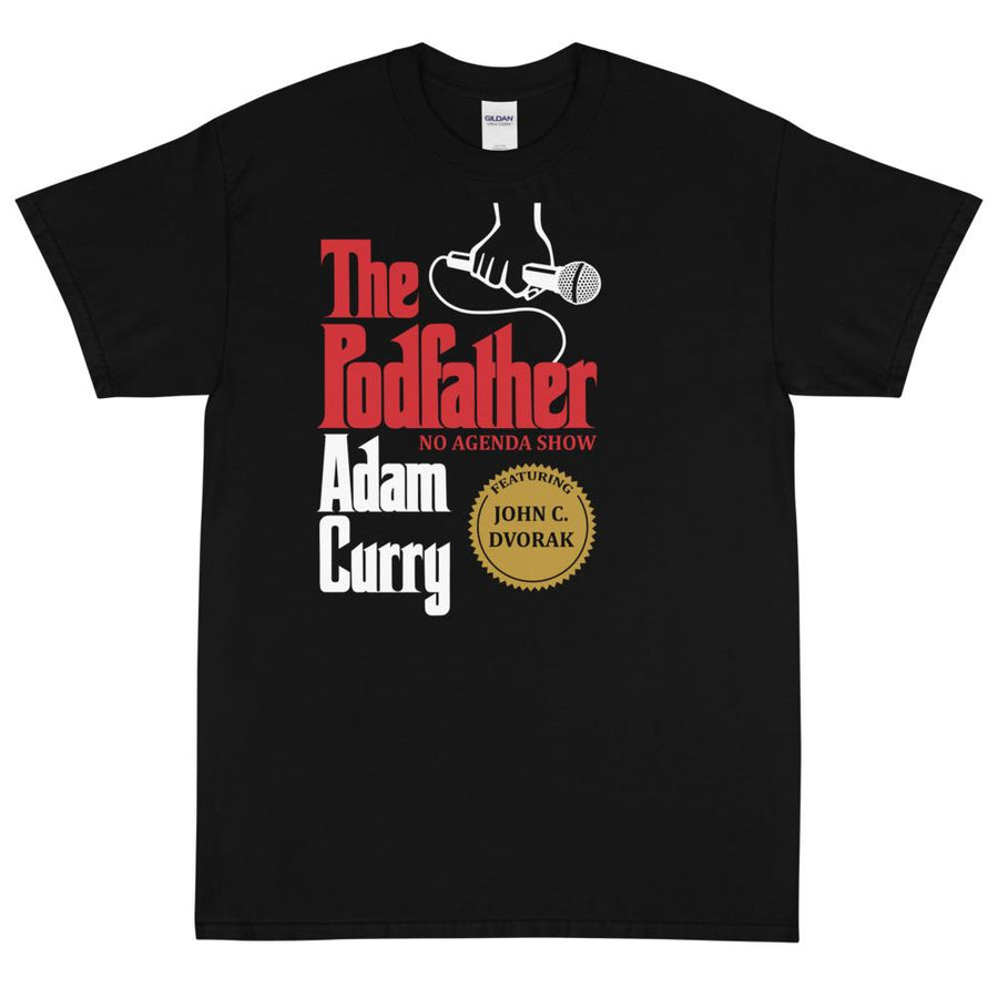 PODFATHER ADAM CURRY feat. DVORAK - rugged tee