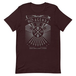 NO AGENDA RALLY - tee shirt