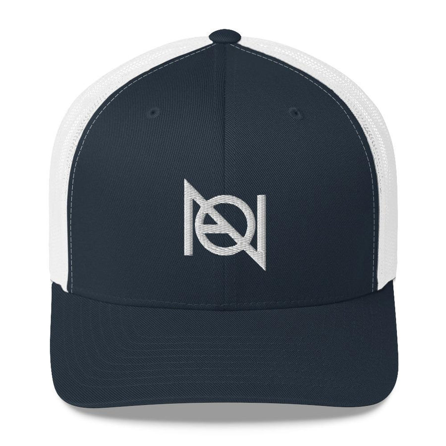 N.A. SHOP LOGO - medium profile trucker hat