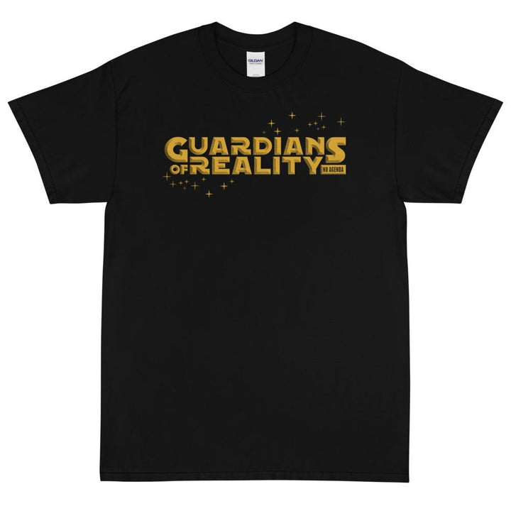 GUARDIANS OF REALITY - rugged tee