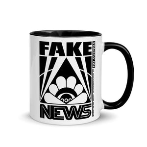 FAKE NEWS - accent mug