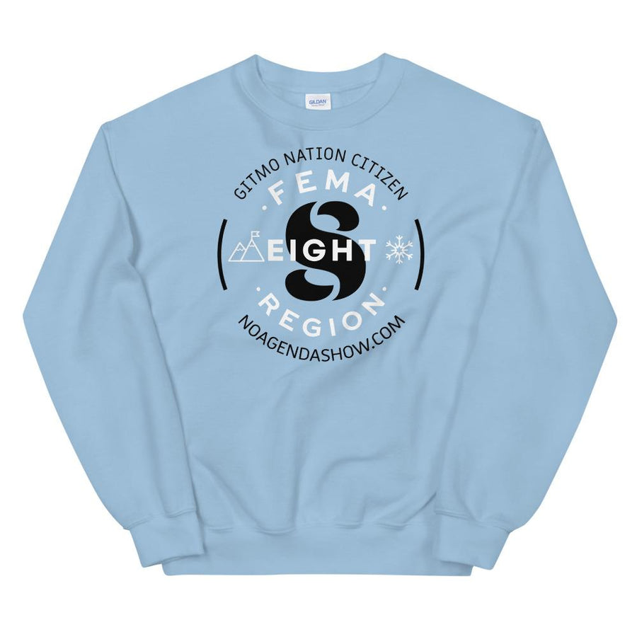 FEMA REGION EIGHT - sweatshirt
