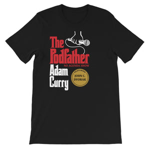 PODFATHER ADAM CURRY feat. DVORAK - tee shirt
