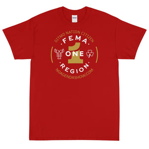 FEMA REGION ONE - rugged tee