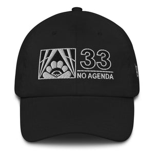 FAKE NEWS 33 - dad hat