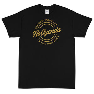 NO AGENDA THE BEST PODCAST - rugged tee
