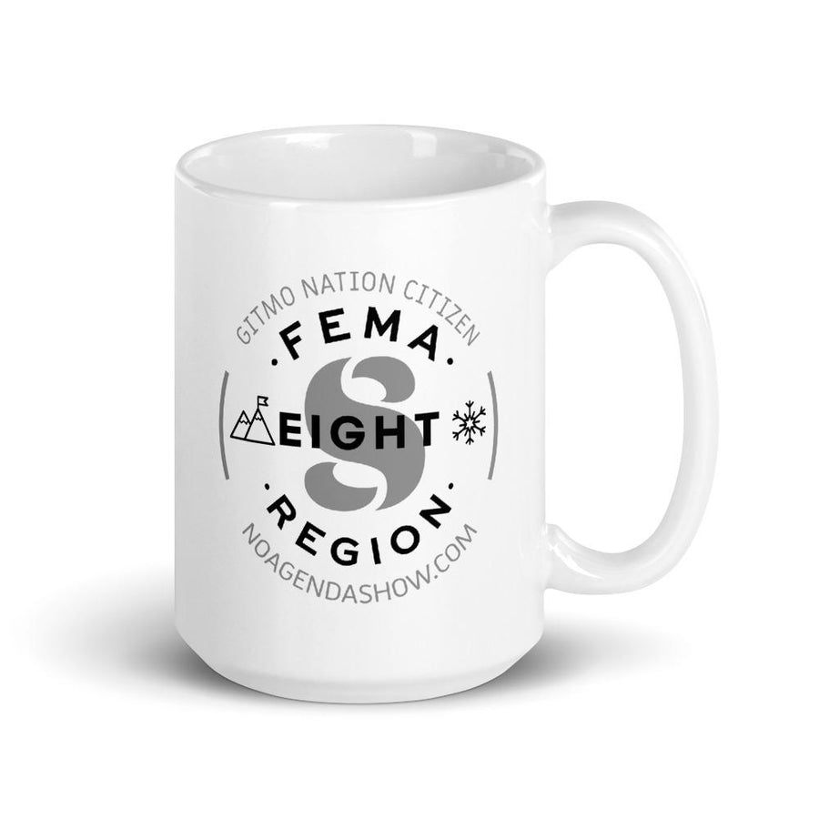 FEMA REGION EIGHT - mug