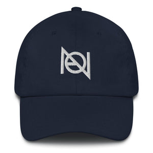 N.A. SHOP LOGO - low profile relaxed hat