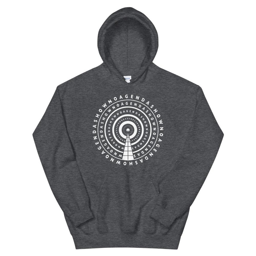 NO AGENDA SIGNAL - pullover hoodie