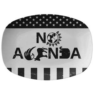 NO AGENDA PARTY TIME - platter