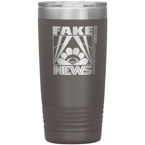 FAKE NEWS - 20 oz tumbler
