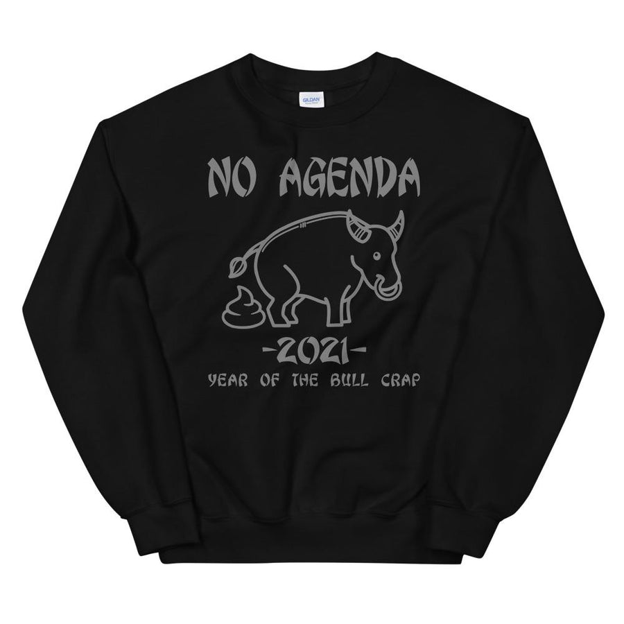 2021 BULL CRAP - sweatshirt