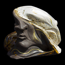 Load image into Gallery viewer, ceramic sculpture of heads