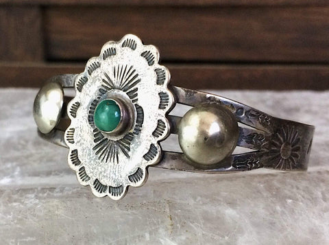 Fred Harvey Era Cuff Bracelet