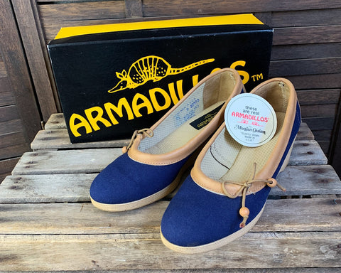 Armadillos Shoes by Morgan Quinn, Size 7.5