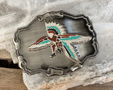 Eagle Dancer Belt Buckle