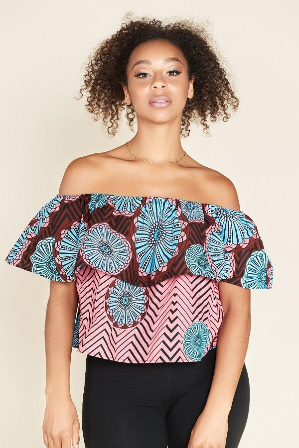 Sika Off The Shoulder Top