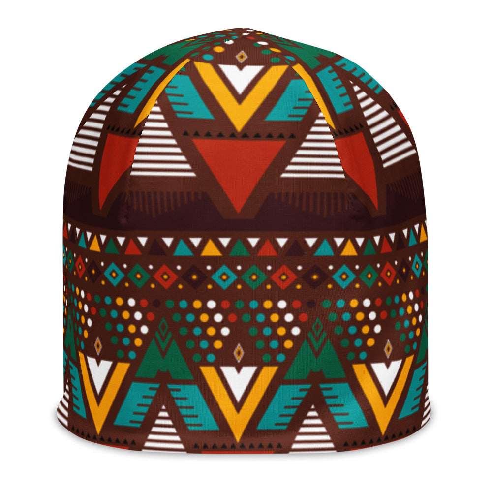 Load image into Gallery viewer, Banjo Print Beanie