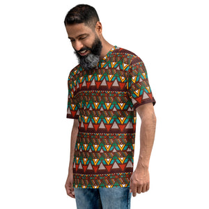 Load image into Gallery viewer, Banjo Print Men's T-shirt