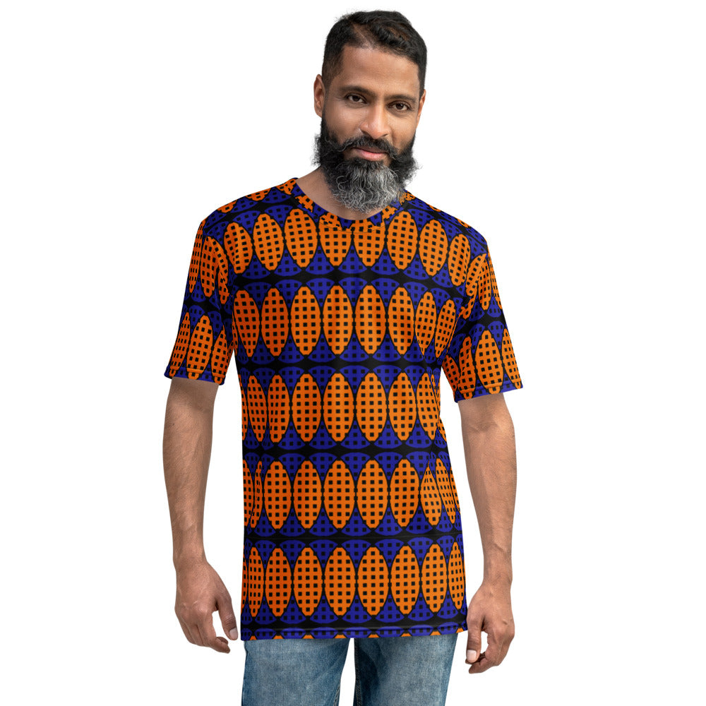 Load image into Gallery viewer, Zanu Print Men's T-shirt