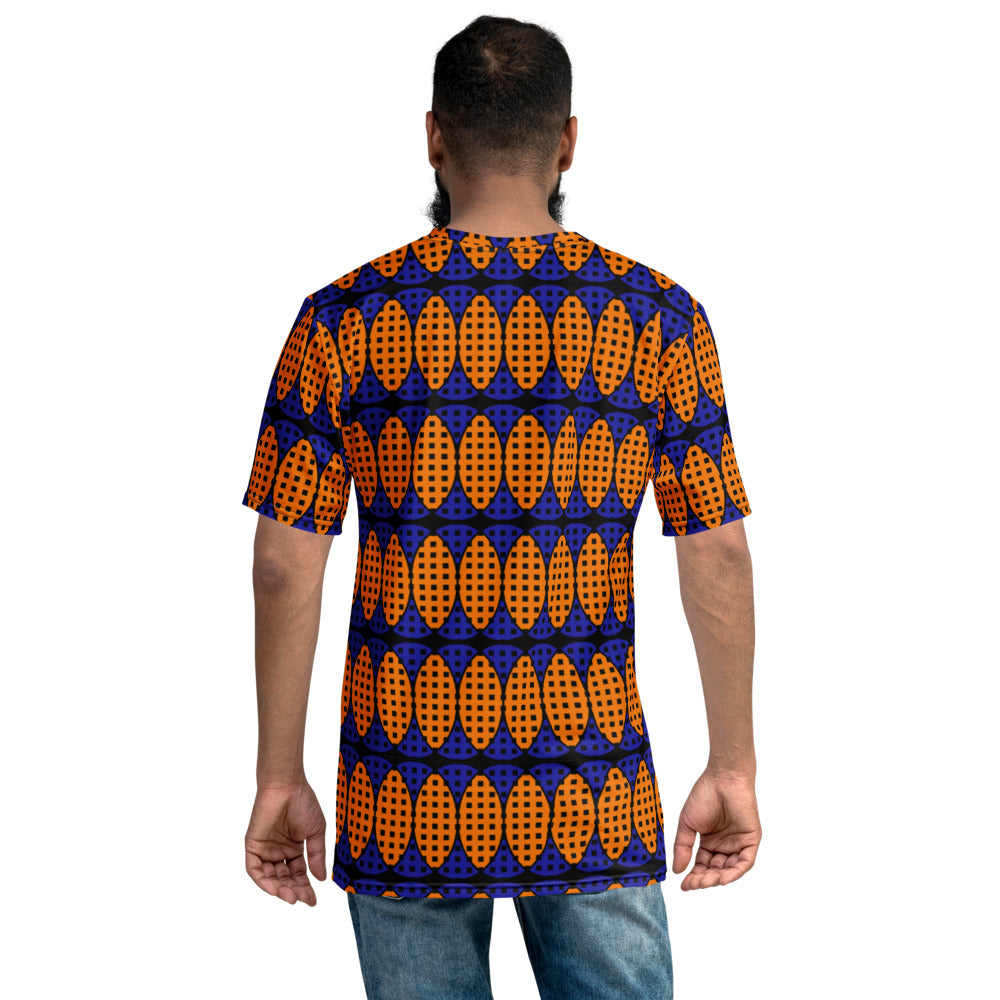 Zanu Print Men's T-shirt