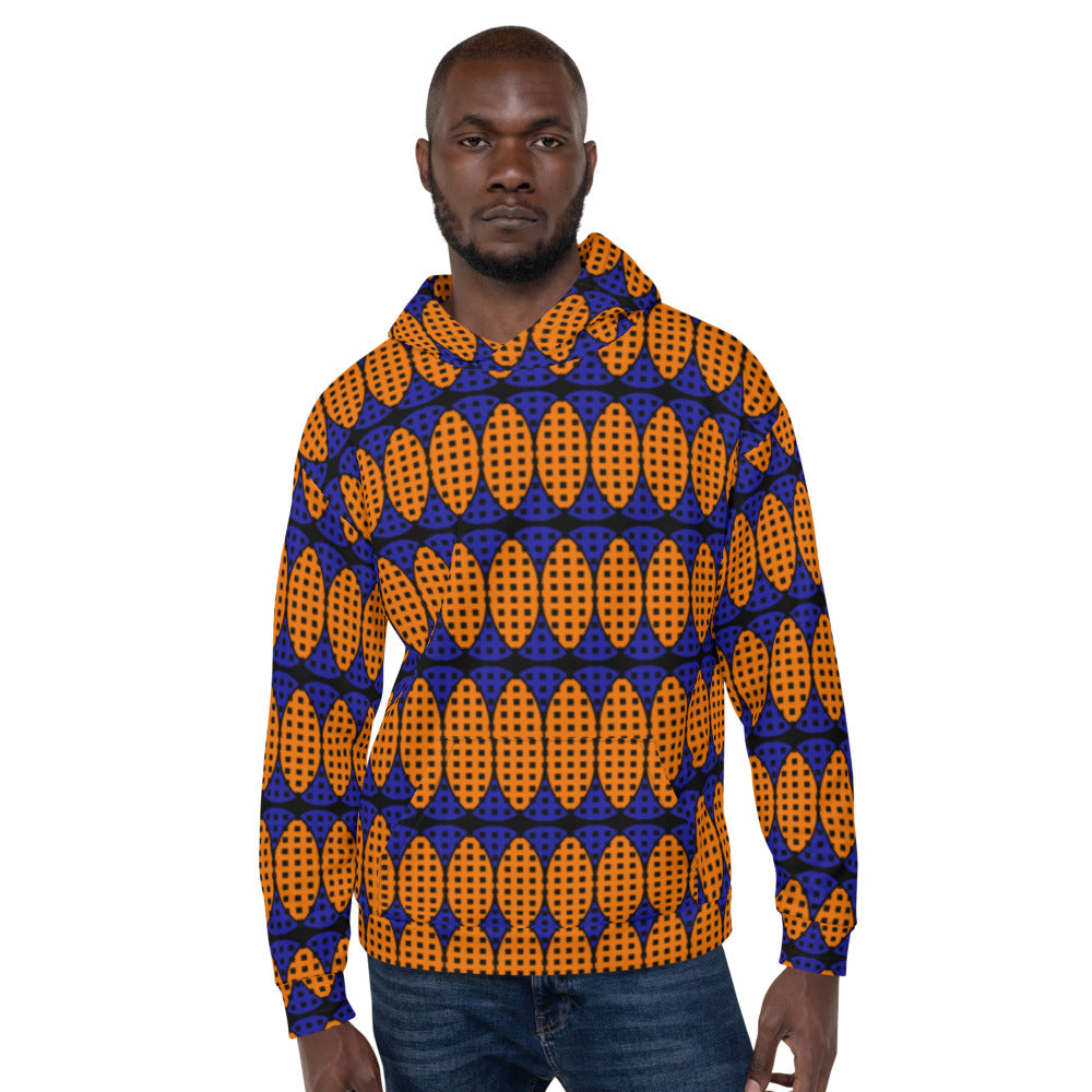 Load image into Gallery viewer, Zanu Print Unisex Hoodie