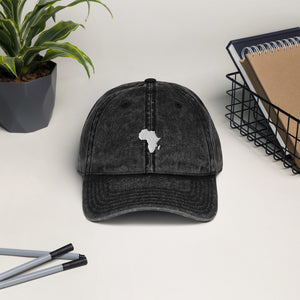 Load image into Gallery viewer, Vintage Mothaland Twill Cap