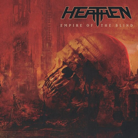 HEATHEN - Empire Of the Blind LP