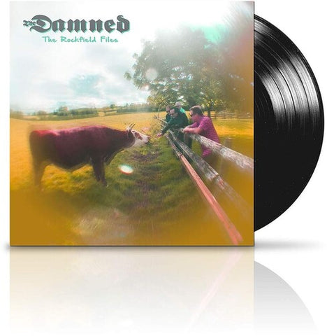 DAMNED - The Rockfield Files LP