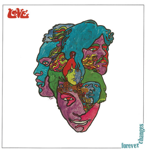 LOVE - Forever Changes LP