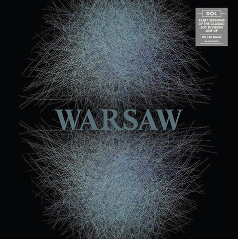 WARSAW - Self Titled LP