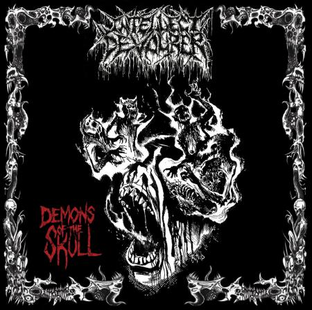 INTELLECT DEVOURER - Demons of The Skull LP