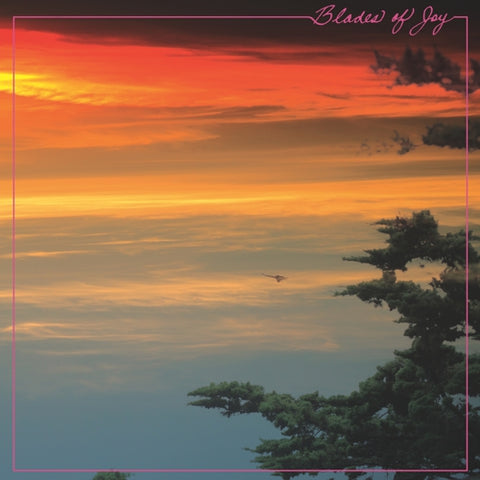 BLADES OF JOY - S/T LP