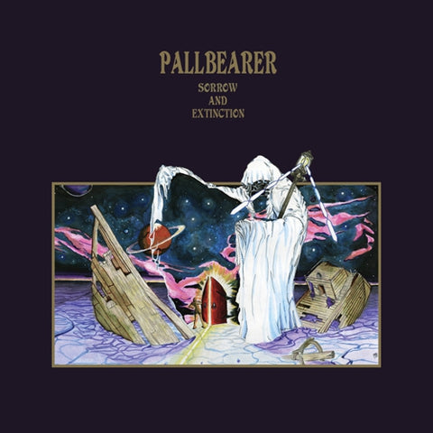 PALLBEARER - Sorrow And (colored vinyl) LP