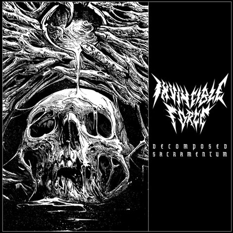 INVINCIBLE FORCE - Decomposed Sacramentum LP