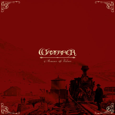 WAYFARER - A Romance With Violence LP