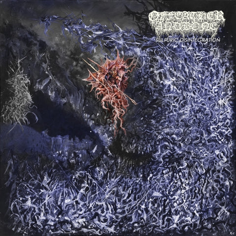 OF FEATHER AND BONE - Sulfuric Disintegration LP