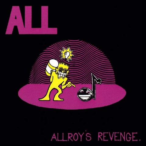 ALL ‎– Allroy's Revenge