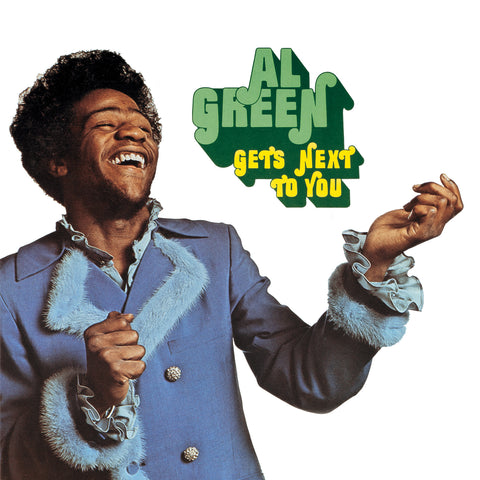 Green, Al ‎– Al Green Gets Next To You