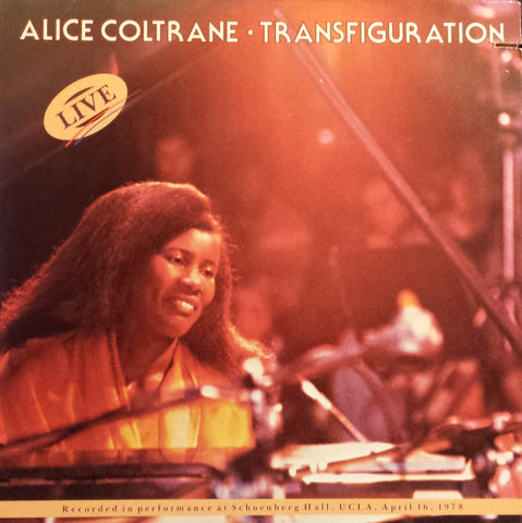 Alice Coltrane ‎– Transfiguration