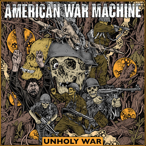 American War Machine ‎– Unholy War