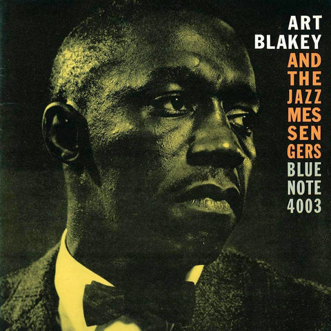 Art Blakey And The Jazz Messengers ‎– Moanin'