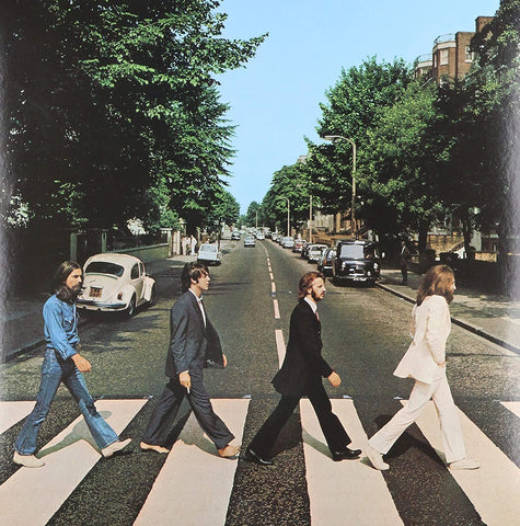 Beatles ‎– Abbey Road