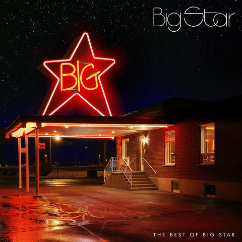 Big Star ‎– The Best Of Big Star