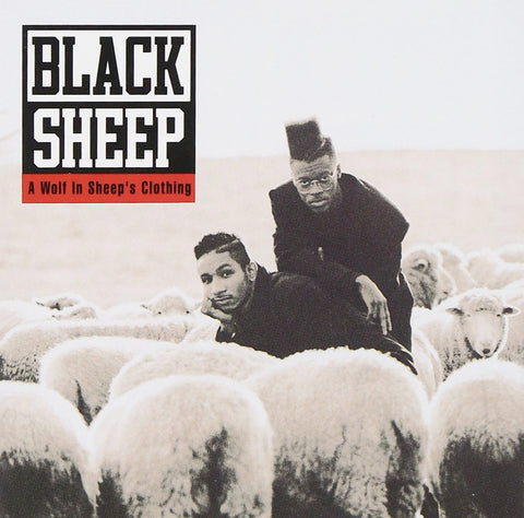 Black Sheep ‎– A Wolf In Sheep's Clothing